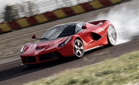 Ferrari Car : Ferrari Laferrari Hypercar Tested!