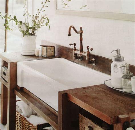 Farm Style Bathroom Sink by Bathroom Farm Sink Product Options Homesfeed