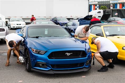 Mustangs Invade Maple Grove At The Massive Americanmuscle
