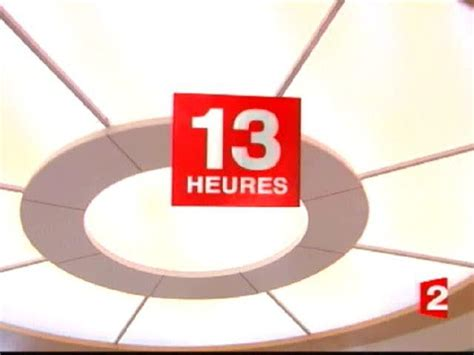 Ne Ratez Pas… Le Jt 13h De France 2 Ce Jour… Chefs