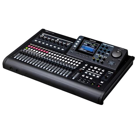 Tascam Dp32sd Digital Multitrack Recorder  Ex Demo At