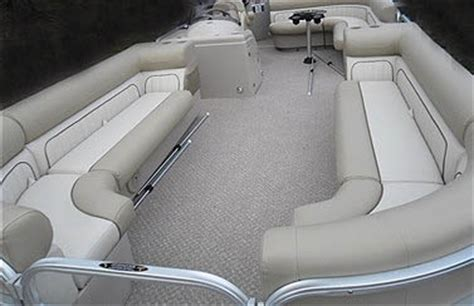 Pontoon Upholstery Repair by Lake Conroe Boat Tops Covers And Upholstery