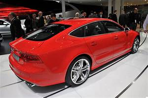 2012 Audi A7 Red | 200+ Interior and Exterior Images