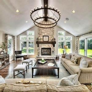 Cozy, Living, Room, Arrangements