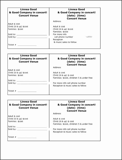 raffle ticket   sampletemplatess sampletemplatess
