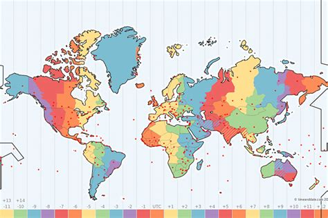world time zone map autobedrijfmaatje