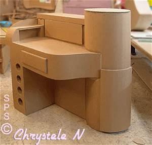 Meuble En Carton Design : bar et porte bouteilles des l ves cartonnistes ~ Melissatoandfro.com Idées de Décoration
