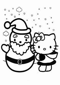 Ausmalbilder Weihnachten Hello Kitty Ausmalbilder Weihnachten