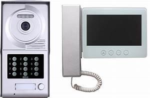 Interphone Sans Fil Legrand : el gant interphone video sans fil renaa conception ~ Edinachiropracticcenter.com Idées de Décoration