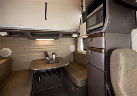 volvo sleeper cab truck interior trucks interior