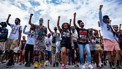 Protest American Protests Modern Era Left Social