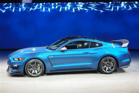 2016 Gt350 0 60 Times