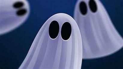 Spooky Ghost Ghosts Fantome Pattern Halloween Desktop