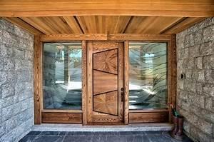 maison de charme a vancouver par eurohouse construction With porte d entrée alu avec salle de bain originale bois