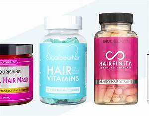 10 Best Vitamins And Shampoos To Speed Up Hair Growth