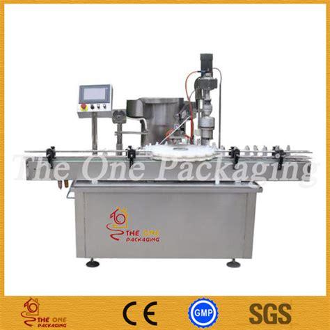 china spray filling machine plastic bottle cap sealing machine china spray filling machine