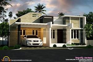 3 beautiful small house plans kerala home design and With small and beautiful home designs