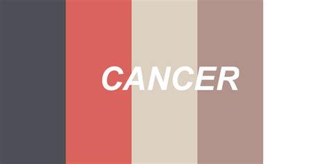 cancer zodiac color mine my edit leo colors colour cancer aries libra color