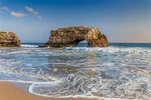 Natural Bridges State Beach Santa Cruz Ca California