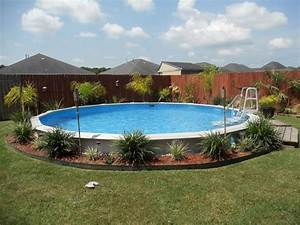 Best 25+ Above ground pool landscaping ideas on Pinterest