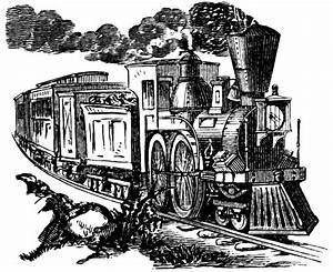 Old train | ClipArt ETC