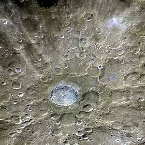 Ancient Spacecraft On Moon Clementine Satellite - Pics ...