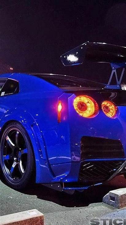 Gtr Modified Tuning Nissan Motor Iphone Mobile