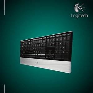 Download Logitech Computer Keyboard Dinovo Manual And User