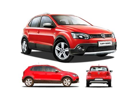 Volkswagen Cross Polo Price in India, Images, Specs