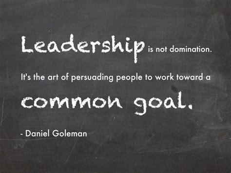 quote  daniel goleman   latest book leadership