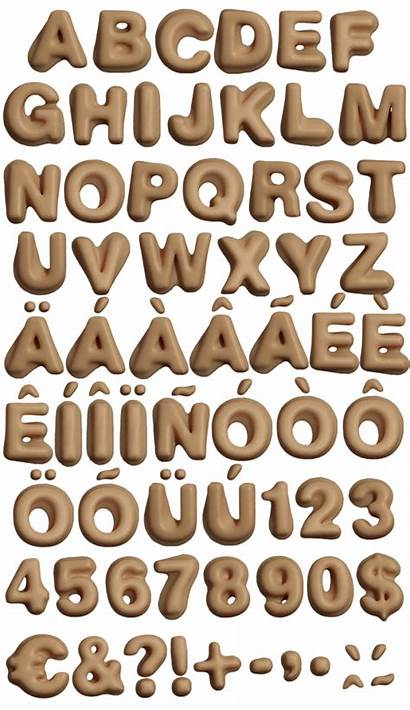 Font Wax Cera Handmadefont Alphabet Fonts Fashioned