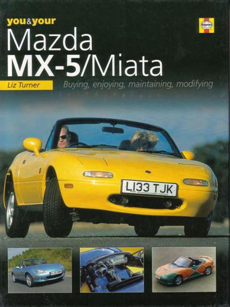 mazda books manuals  bookscarscom