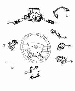 Chrysler Sebring Switch  Ignition  Trim    O0    Brakepark