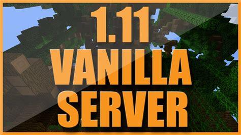 vanilla survival server review minecraft