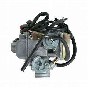 4 Stroke Scooter Carburetor For Gy6 125 Cc 150cc Roketa