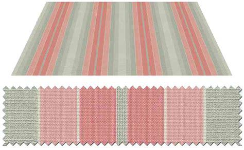 tende da sole a metraggio tessuto rigato 872 tessuto tenda da sole rosa resta
