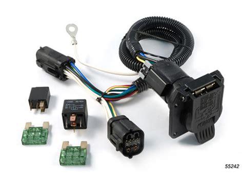 Ford Wiring Kit Harness Curt Mfg