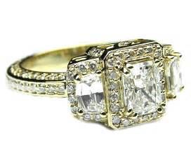 yellow gold engagement rings vintage yellow gold wedding rings ipunya