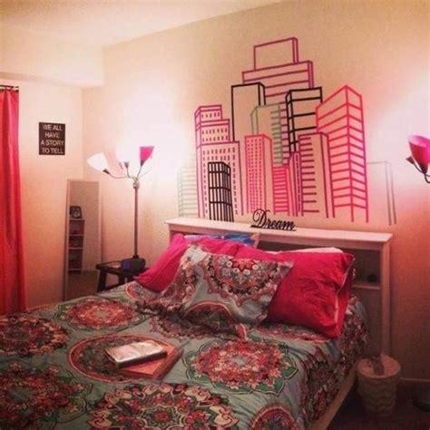 creative interior decorating ideas   washi tapes