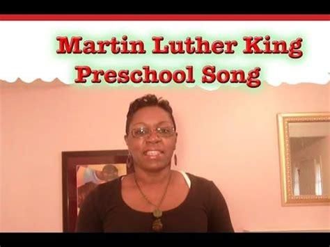 black history preschool songs preschool songs dr martin luther king jr song 142