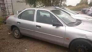 Ford Mondeo 1998 : car recycler parts ford mondeo 1998 2 0 96kw gasoline automatic sedan youtube ~ Medecine-chirurgie-esthetiques.com Avis de Voitures