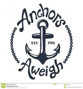 Vintage Nautical Anchor Clip Art Free