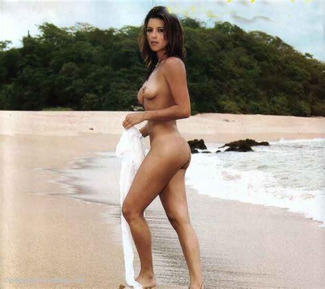Fernanda Machado  nackt
