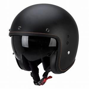 Casque De Moto : casque moto jet scorpion belfast noir mat ~ Medecine-chirurgie-esthetiques.com Avis de Voitures
