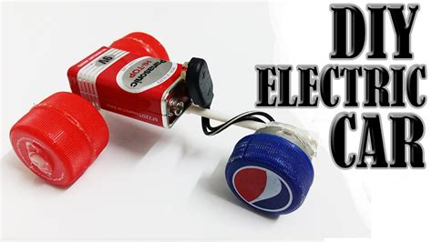 Make Electric Car by How To Make The Simplest Electric Car Mini Car