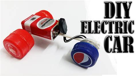 simplest electric car homemade mini car