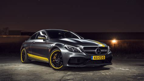 Amg Car Wallpaper Hd by 2018 Mercedes Amg C63 S Coupe Hd Wallpapers