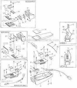 Oster Pro Fastfeed Parts List And Diagram