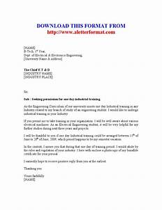 Examples of application letters for industrial attachment  websitereports991 web fc2