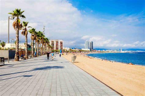Top Beaches in Barcelona, Spain